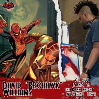 David BROHAWK Williams