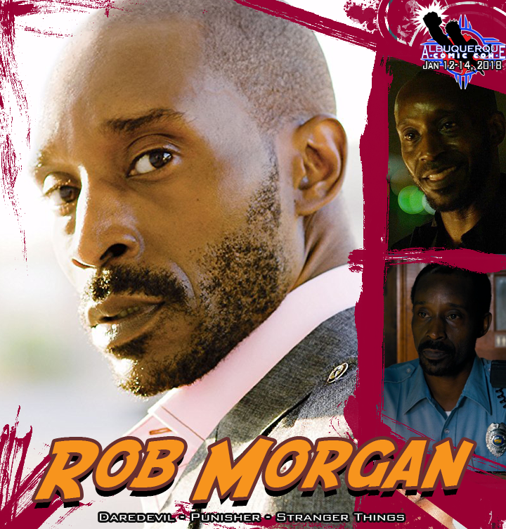 Rob Morgan