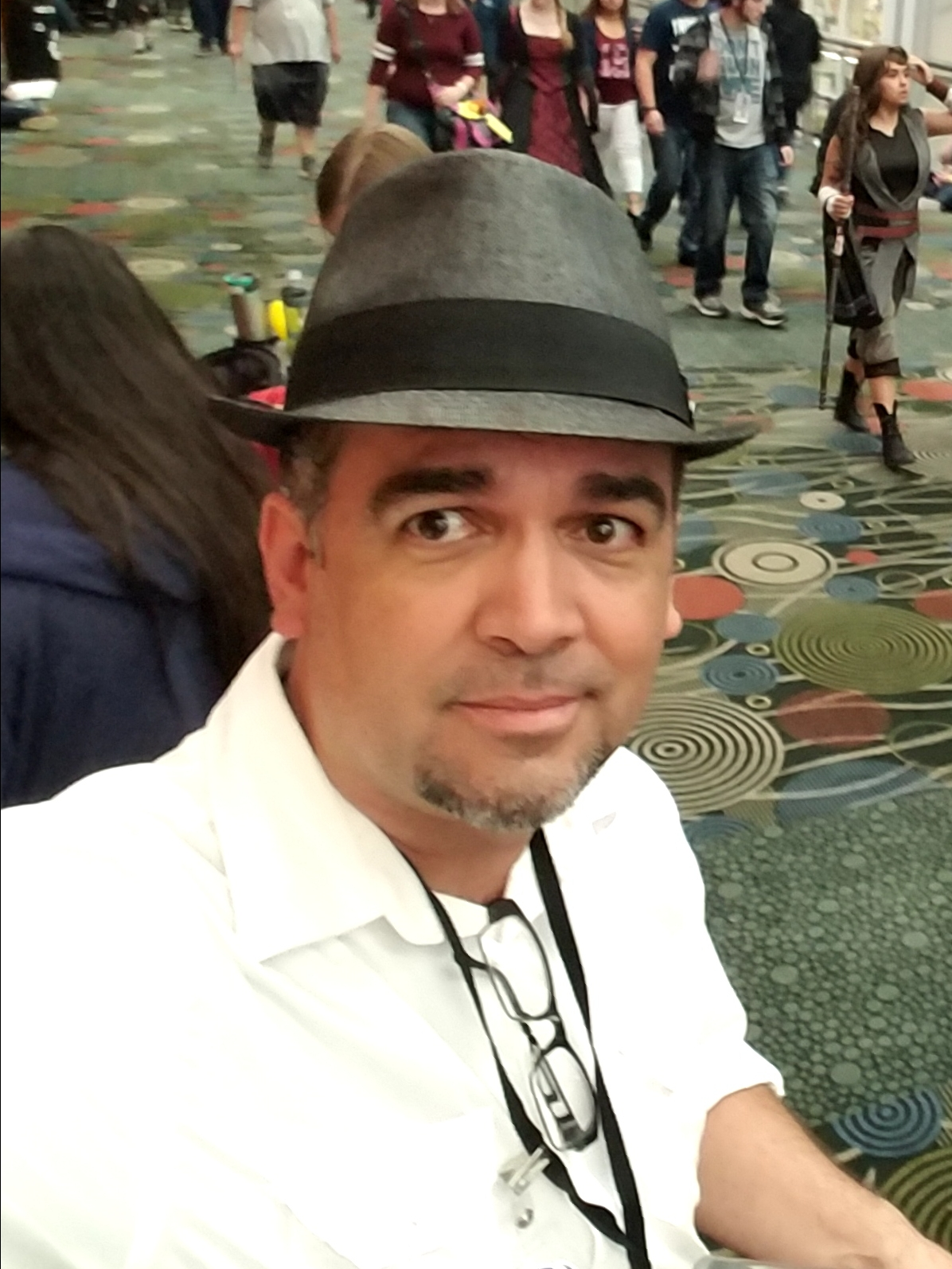 Animator Thomas Estrada