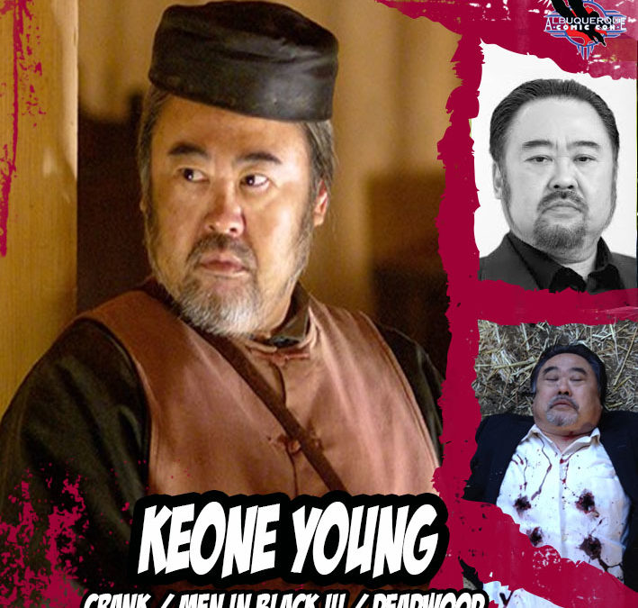 Keone Young