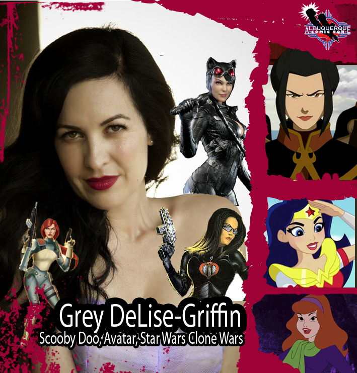 Grey DeLisle-Griffin