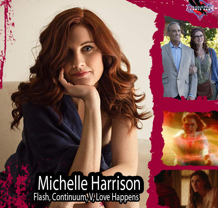 Michelle Harrison (Cancelled)