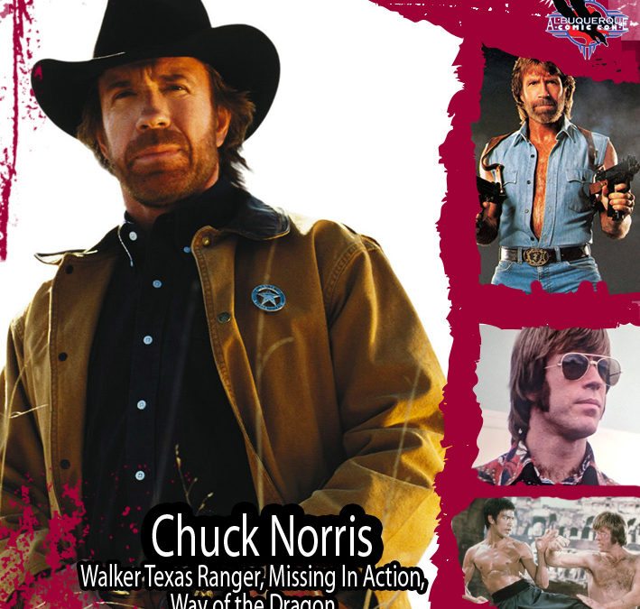 Chuck Norris (Canceled)