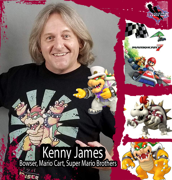 Kenny James